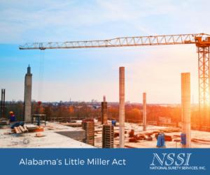 Alabama's Little Miller Act