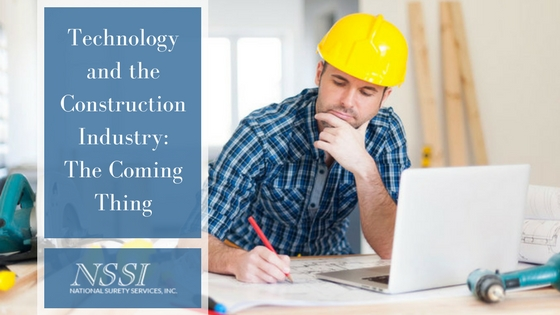 Technology and the Construction Industry: The Coming Thing