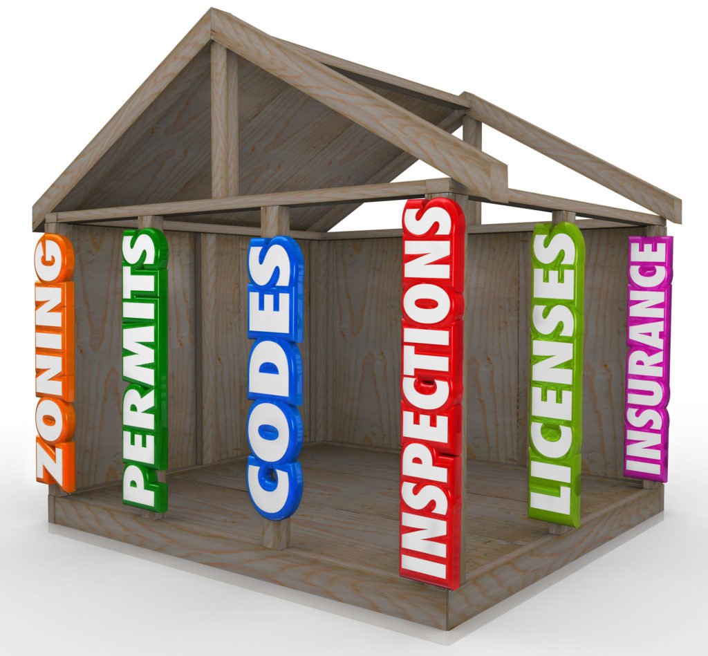 Construction Essential Steps Permits Codes Inspections